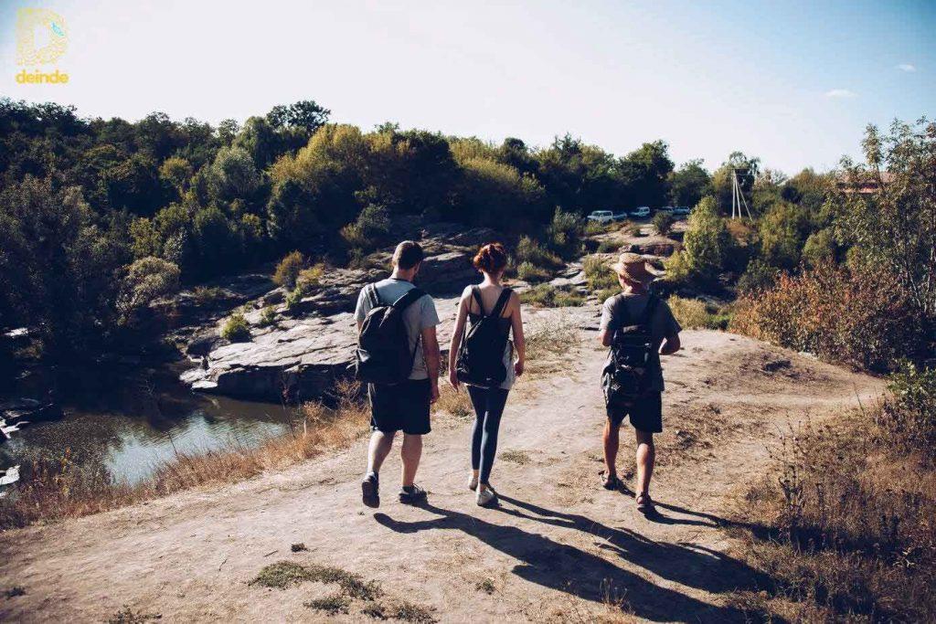 Экскурсия в Букском каньоне