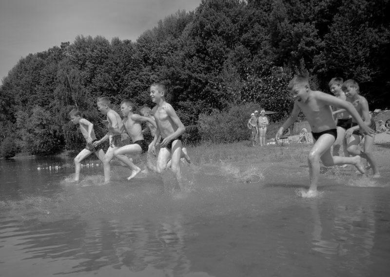 купание в горном тикиче
