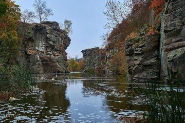 Букский каньон скалолазание, Горный Тикыч