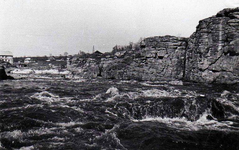 буцький каньйон раніше у минулому